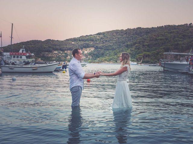 Il matrimonio di Costel e Crina a Portovenere, La Spezia 76