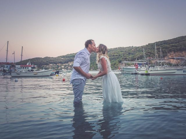 Il matrimonio di Costel e Crina a Portovenere, La Spezia 77
