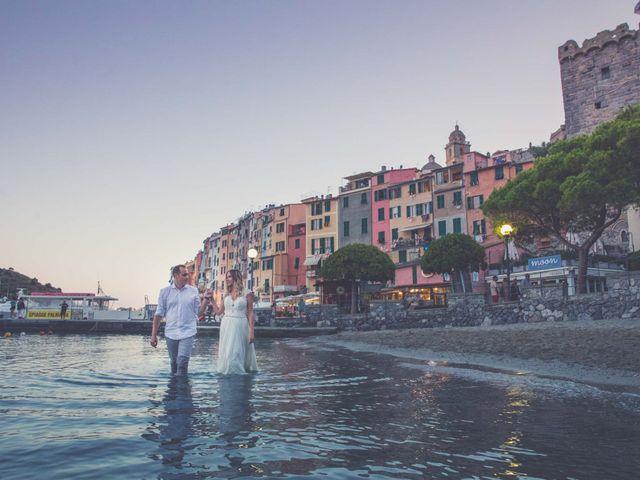 Il matrimonio di Costel e Crina a Portovenere, La Spezia 78