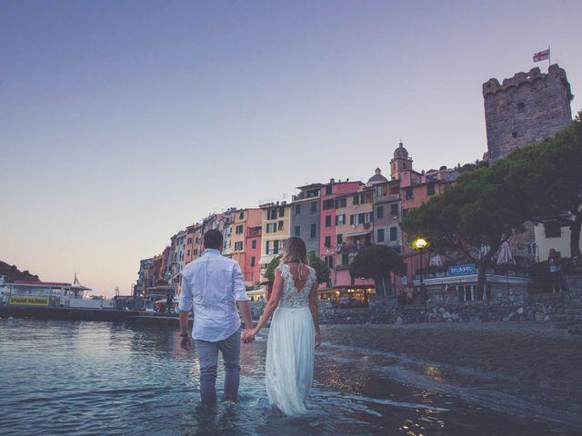 Il matrimonio di Costel e Crina a Portovenere, La Spezia 80
