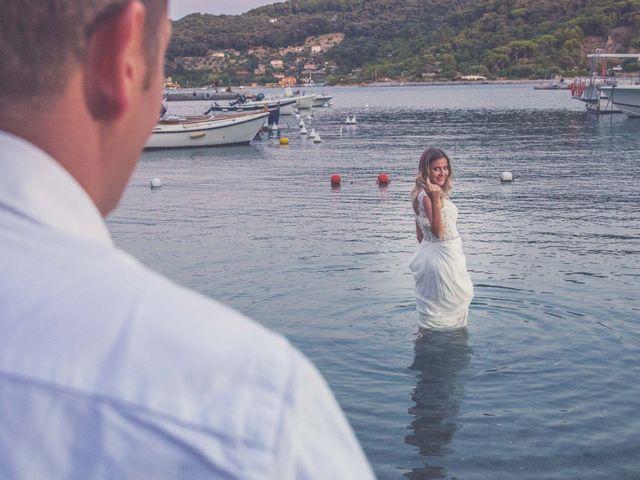Il matrimonio di Costel e Crina a Portovenere, La Spezia 82