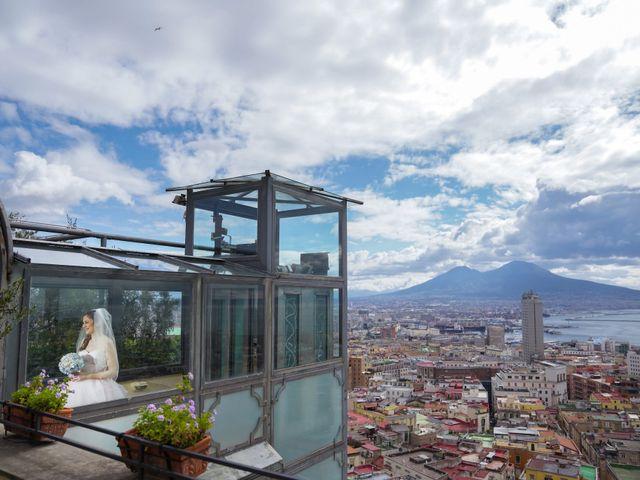 Il matrimonio di Panòs e Federica a Napoli, Napoli 13
