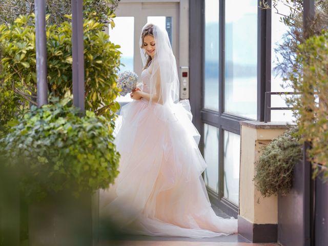 Il matrimonio di Panòs e Federica a Napoli, Napoli 14