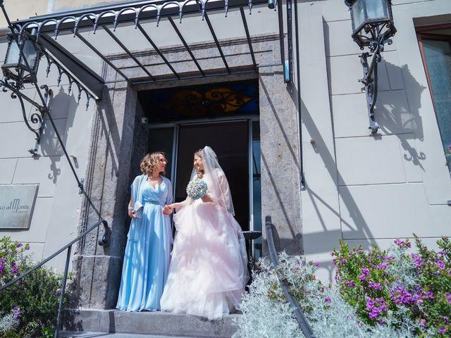 Il matrimonio di Panòs e Federica a Napoli, Napoli 22