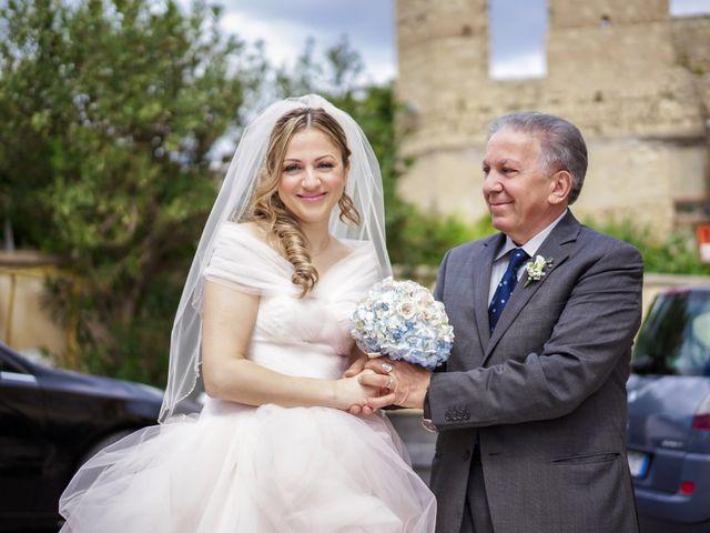 Il matrimonio di Panòs e Federica a Napoli, Napoli 24
