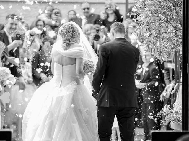 Il matrimonio di Panòs e Federica a Napoli, Napoli 35