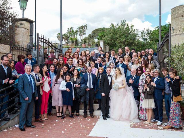 Il matrimonio di Panòs e Federica a Napoli, Napoli 38