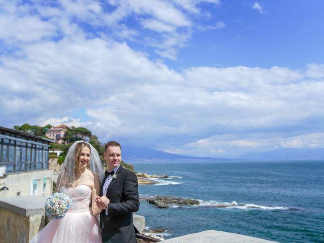 Il matrimonio di Panòs e Federica a Napoli, Napoli 43