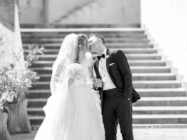 Il matrimonio di Panòs e Federica a Napoli, Napoli 45