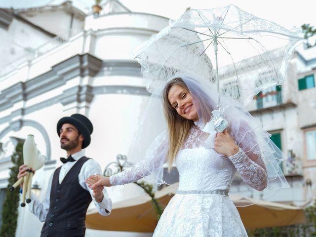 Il matrimonio di Panòs e Federica a Napoli, Napoli 47