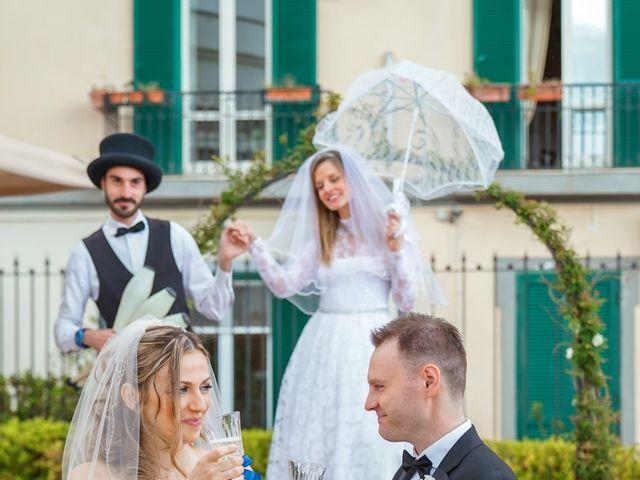 Il matrimonio di Panòs e Federica a Napoli, Napoli 49
