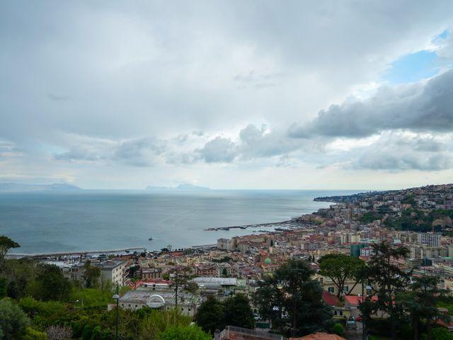 Il matrimonio di Panòs e Federica a Napoli, Napoli 50