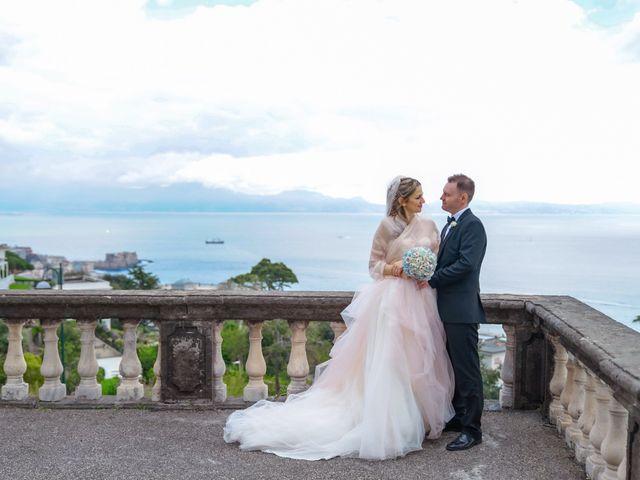 Il matrimonio di Panòs e Federica a Napoli, Napoli 64
