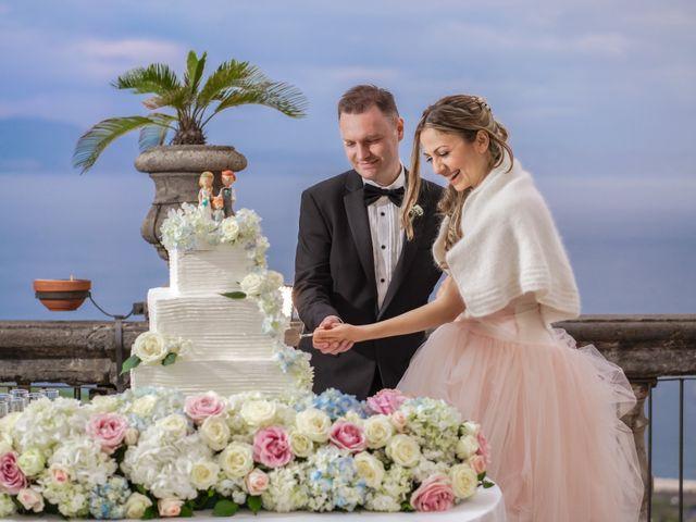 Il matrimonio di Panòs e Federica a Napoli, Napoli 70