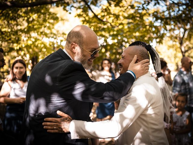 Il matrimonio di Samuel e Grethel a Lu, Alessandria 20