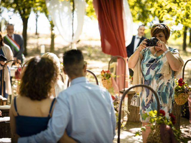 Il matrimonio di Samuel e Grethel a Lu, Alessandria 28