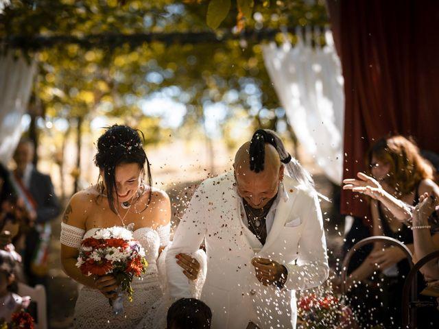 Il matrimonio di Samuel e Grethel a Lu, Alessandria 36