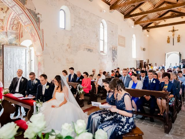 Il matrimonio di Giovanni e Giulia a Cividale del Friuli, Udine 1