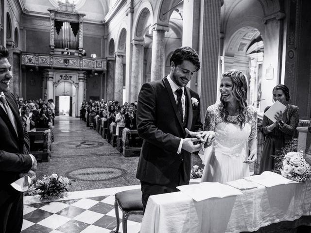 Il matrimonio di Marco e Martina a Brisighella, Ravenna 15