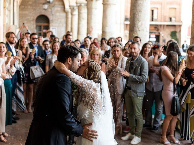 Il matrimonio di Marco e Martina a Brisighella, Ravenna 16