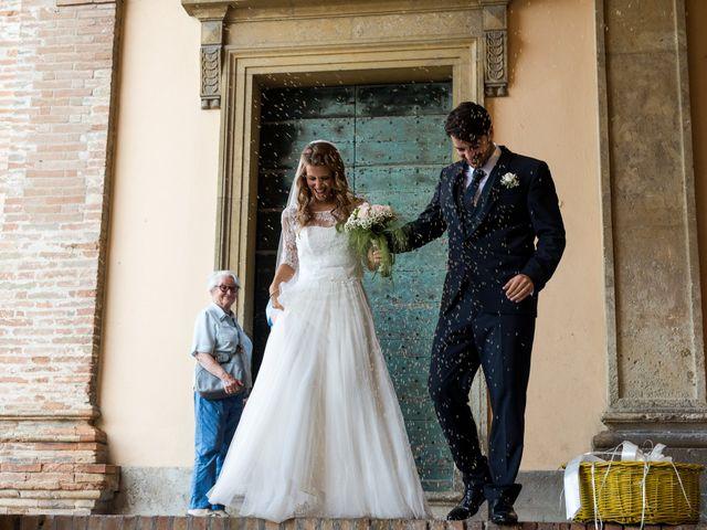 Il matrimonio di Marco e Martina a Brisighella, Ravenna 17