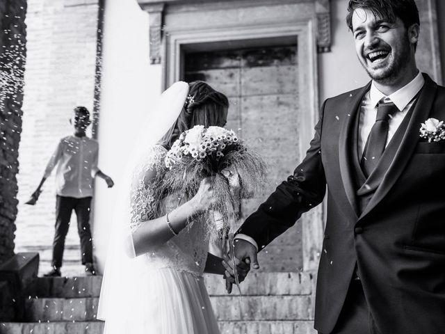 Il matrimonio di Marco e Martina a Brisighella, Ravenna 18