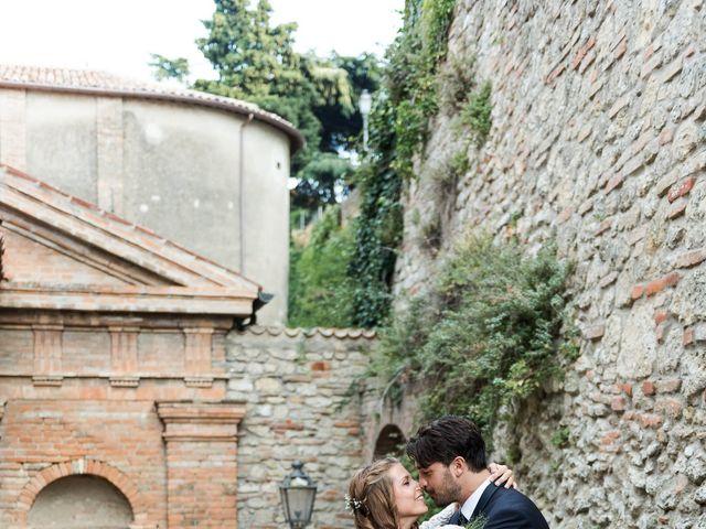 Il matrimonio di Marco e Martina a Brisighella, Ravenna 22