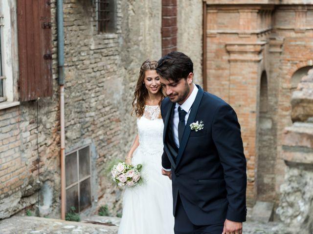 Il matrimonio di Marco e Martina a Brisighella, Ravenna 23