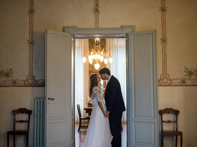 Il matrimonio di Marco e Martina a Brisighella, Ravenna 26