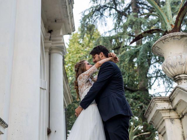 Il matrimonio di Marco e Martina a Brisighella, Ravenna 28