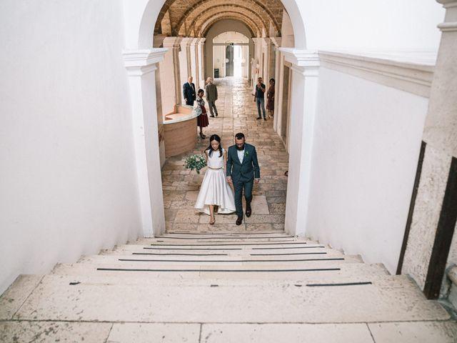 Il matrimonio di Alex e Karen a Gioia del Colle, Bari 33