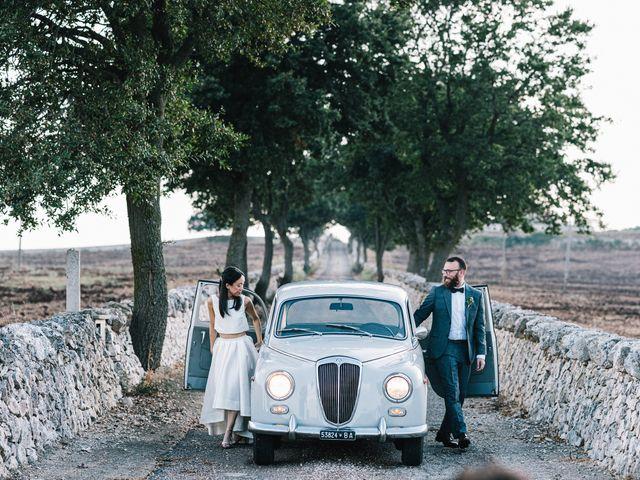 Il matrimonio di Alex e Karen a Gioia del Colle, Bari 56