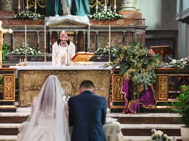 Il matrimonio di Chiara e Ottavio a Trecastagni, Catania 9