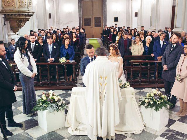 Il matrimonio di Chiara e Ottavio a Trecastagni, Catania 52