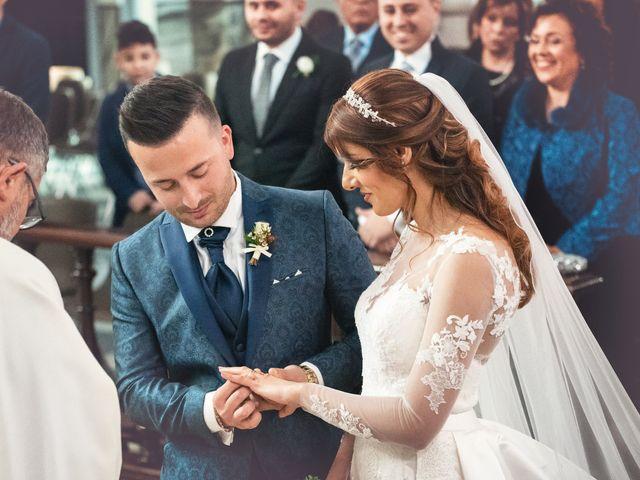 Il matrimonio di Chiara e Ottavio a Trecastagni, Catania 54