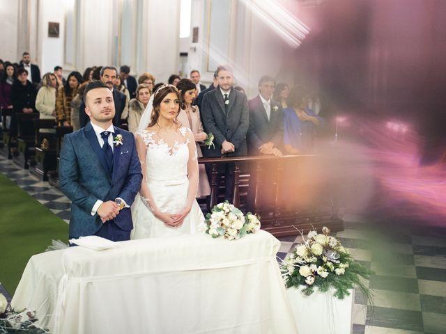 Il matrimonio di Chiara e Ottavio a Trecastagni, Catania 56