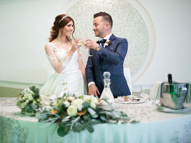 Il matrimonio di Chiara e Ottavio a Trecastagni, Catania 74