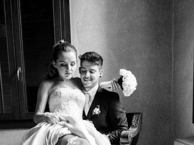 Il matrimonio di Alen e Azra a Trevignano, Treviso 14