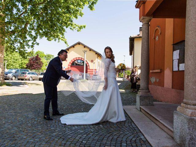 Il matrimonio di Marco e Sara a Milano, Milano 10