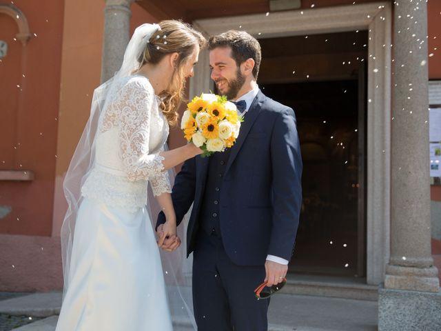 Il matrimonio di Marco e Sara a Milano, Milano 18