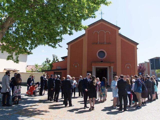 Il matrimonio di Marco e Sara a Milano, Milano 21