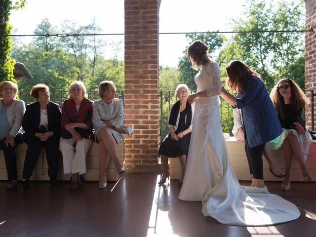 Il matrimonio di Marco e Sara a Milano, Milano 30
