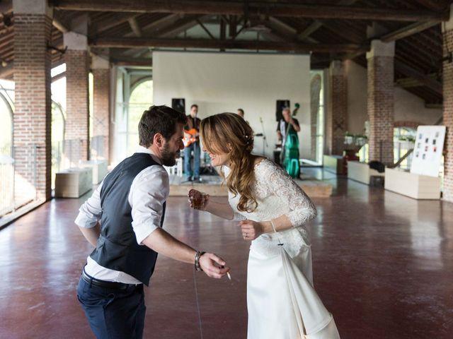 Il matrimonio di Marco e Sara a Milano, Milano 34