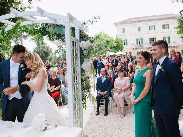 Il matrimonio di Giampaolo e Silvia a Ascoli Piceno, Ascoli Piceno 8