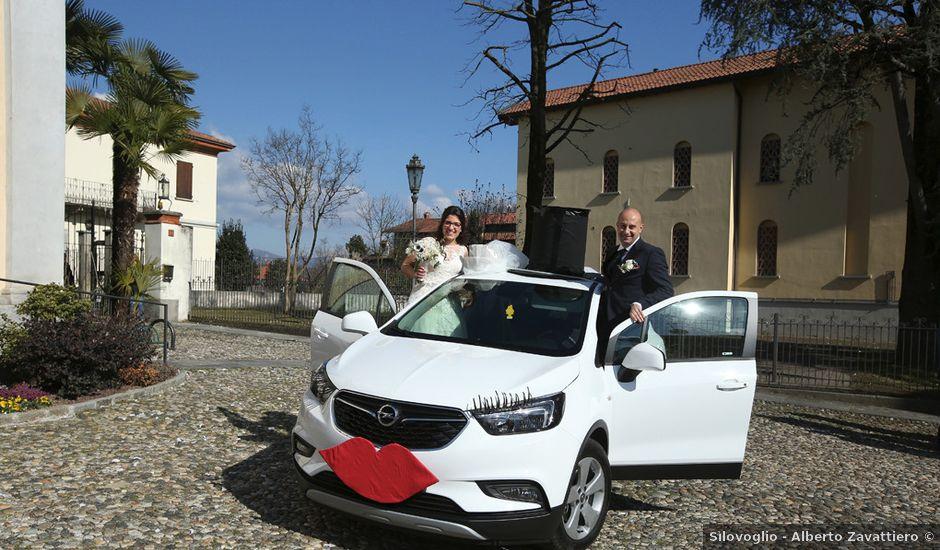 Il matrimonio di Mirco e Cristina a Inarzo, Varese