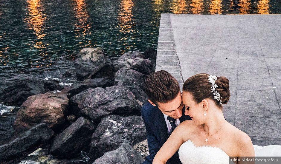 Il matrimonio di Elia e Caterina a Acireale, Catania