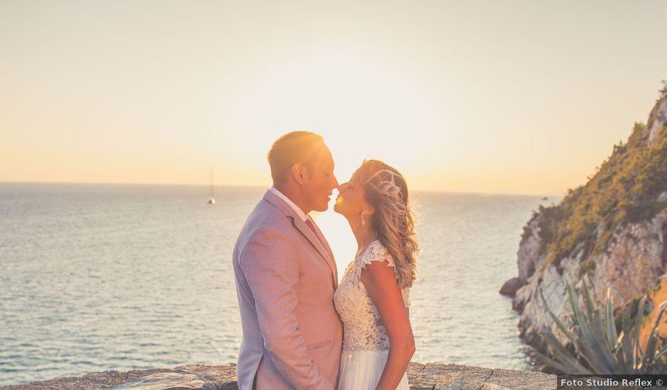 Il matrimonio di Costel e Crina a Portovenere, La Spezia