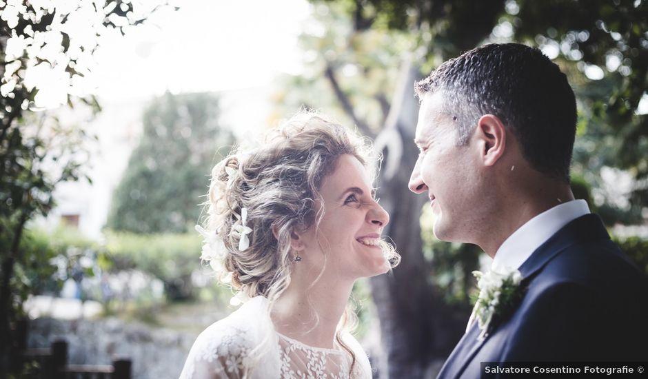 Il matrimonio di Mario e Ada a Catanzaro, Catanzaro
