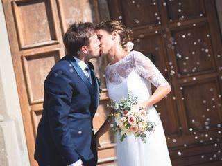 Le nozze di Maddalena e Gabriele