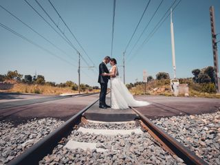 Le nozze di Concetta e Fabrizio